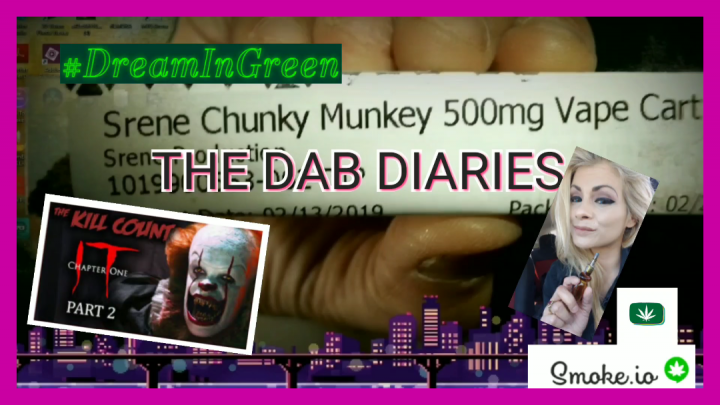 THE DAB DIARIES: DEAR DABBY, WHA T'S CHUNKY MONKEY!! AND WE WATCH THE