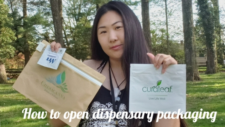How to open dispensary packaging