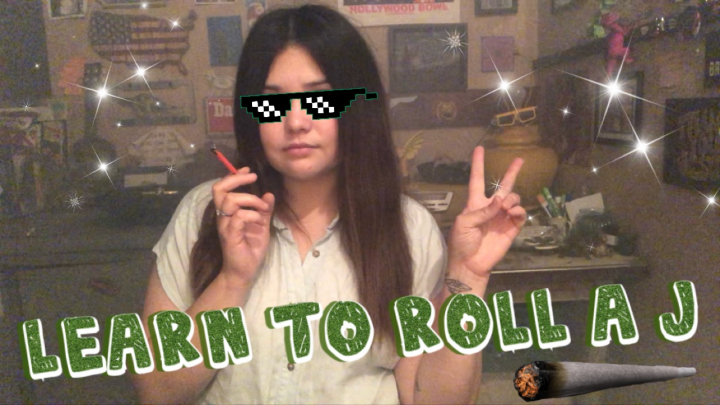 How to roll a joint | Stoned Saturdaze