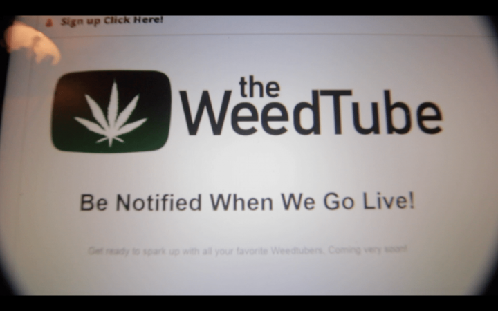 THE MAKING OF THEWEEDTUBE.COM
