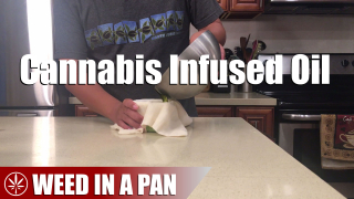 How to Make Cannabis Infused Coconut Oil