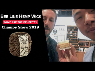 Bee Line Hemp Wick - What are the Benefits?
