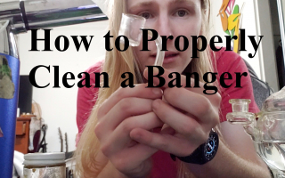 How to Clean Your Quartz Banger (The Perfect Way)