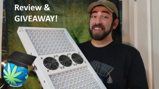 Viparspectra PAR700 LED Grow Light Review & Giveaway