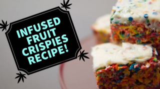 INFUSED FRUIT CRISPIES RECIPE