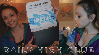 DAILY HIGH CLUB UNBOXING (May 2019) // Silenced Hippie | SilencedHippie