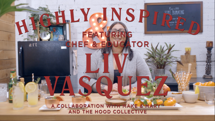 Highly Inspired With Liv Vasquez