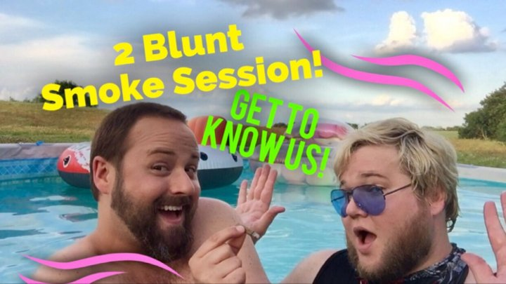 2 Blunts Smoke Session   Happy Pride Month!   Get to know us!