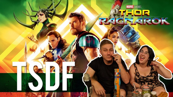 Thor: Ragnarok (2017) - The Saturday Doobie Feature
