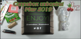 Cannabox May 2019 unboxing