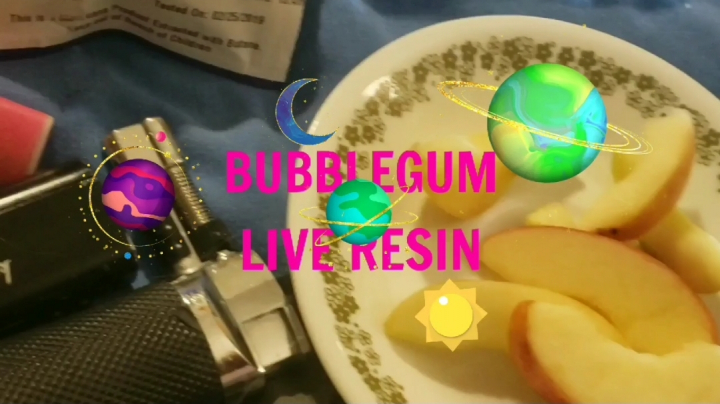 THE DAB DIARIES: BUBBLEGUM LIVE RESIN BY HSH NEVADA