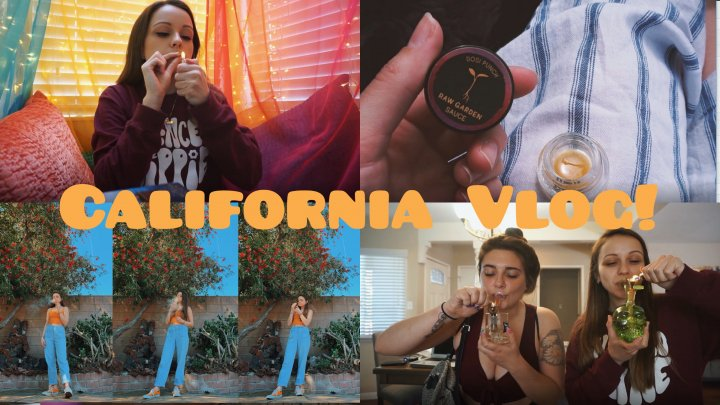 MY FIRST 4/20 IN CALIFORNIA! (vlog) SilencedHippie | Silenced Hippie