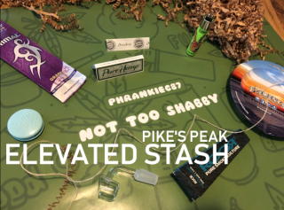 Elevated Stash Pikes Peak Box June 2019 Unboxing