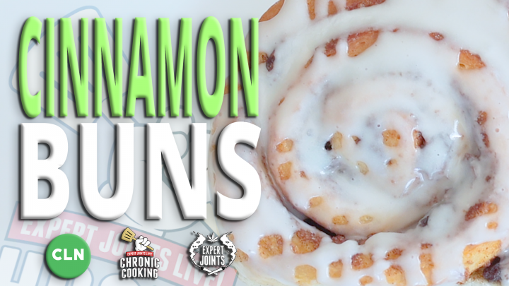 Chronic Cooking with Craig Ex: Recipe #6 - Cinnamon Buns