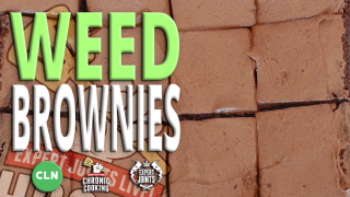 Chronic Cooking with Craig Ex: Recipe #10 - Brownies