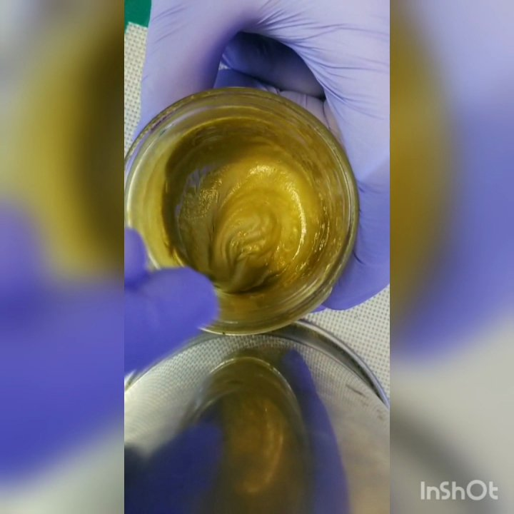 whipping up rosin