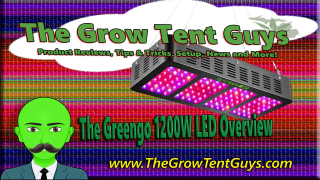 Greengo 1200W LED Overview