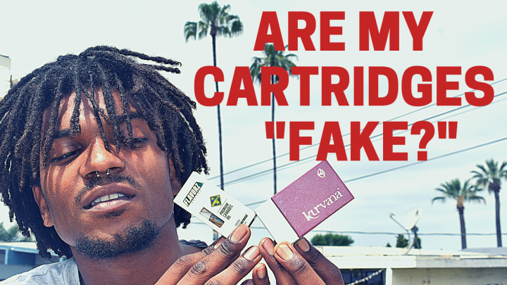 TOP 5 WAYS TO SPOT FAKE CARTRIDGES [STIIIZY, KURVANA, RAW GARDEN]