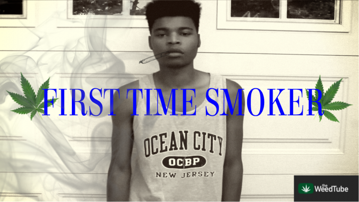THE FIRST TIME SMOKER | COMEDY SKIT