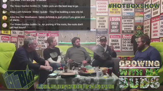 The #HotboxShow Ep 89 Ft. Die Boom Shop