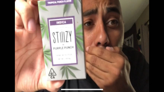 Purple Punch By Stiiizy (Strain Review)