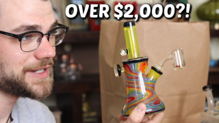How I Accidentally Bought $2000 Worth Of Glass Rigs