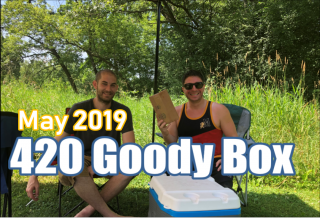 420 Goody Box May 2019 Unboxing