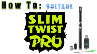 Slim Twist Pro 101: How to use the adjustable voltage feature