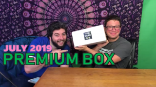 The Weed Box Premium Box July 2019 Unboxing