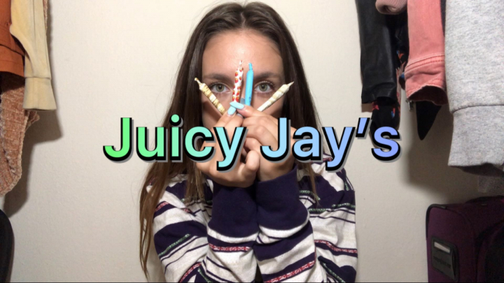 Hotboxing My Closet with Sweet Juicy Jay's