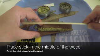 How to roll the perfect blunt.