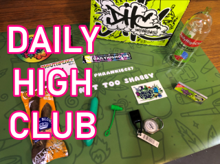 Daily High Club El Primo July 2019 Unboxing