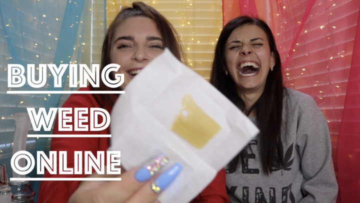 I BOUGHT WEED ONLINE!!!!