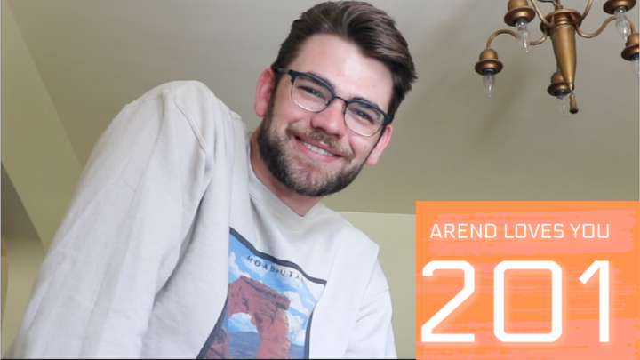 Arend Loves You Is Back!