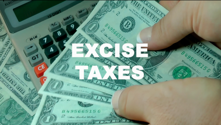 What Is It? - Excise Tax