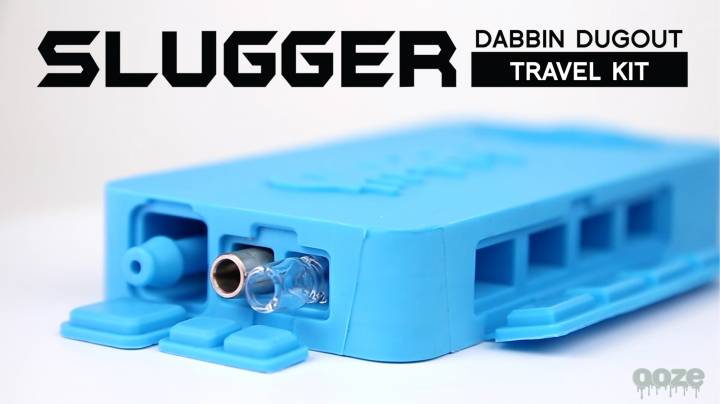 New Ooze Slugger Dabbin Dugout Travel Kit!