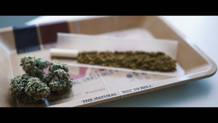 Purple Diesel X Ice Cream Cake Joint - Raw Papers
