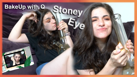 Stoney Eye | BakeUp with Q