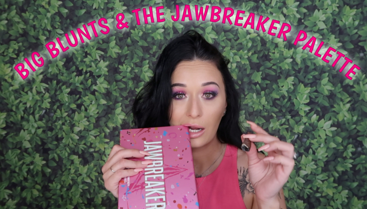 Smoke with me & the JAWBREAKER palette & the time I met Britney Spears?