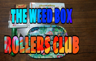 the weed box roller box