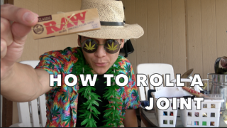 HOW TO ROLL A JOINT!!!