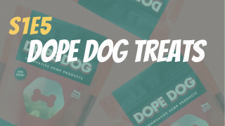 Dope Dog CBD Pet Treats Review // The Green Lab
