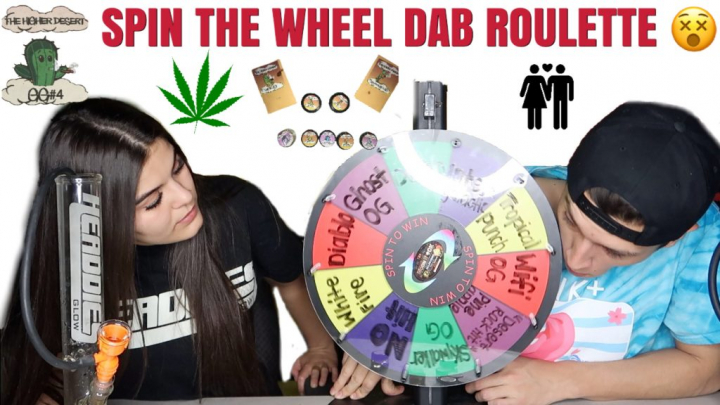 SPIN THE WHEEL DAB ROULETTE ?!?!