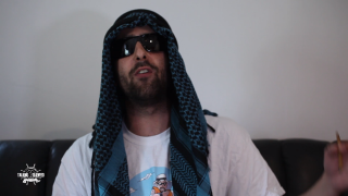 TALKING SEAWEED   Dabbin Aladdin responds to AEW and the LVPD