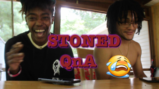 FUNNY STONED QNA + NETFLIX SHOWS YOU SHOULD WATCH Ft. Lil Zay