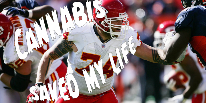 NFL All Pro Talks about how Cannabis Saved his Life // The Green Lab