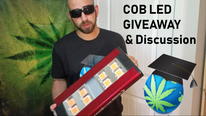 Intro To COB LEDs Ft SolarXtreme 500 By California Lightworks + GIVEAWAY!