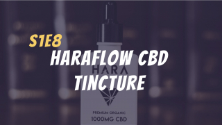 Haraflow tincture review // The Green Lab