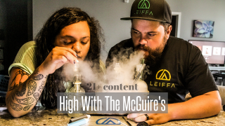 HOTBOX SESH - Our First Video!