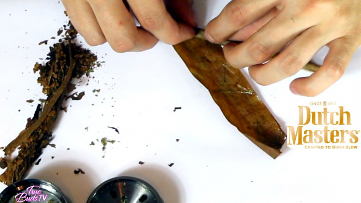 How To Roll A Dutch Master Blunt